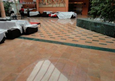 Pulido Mármol Hotel